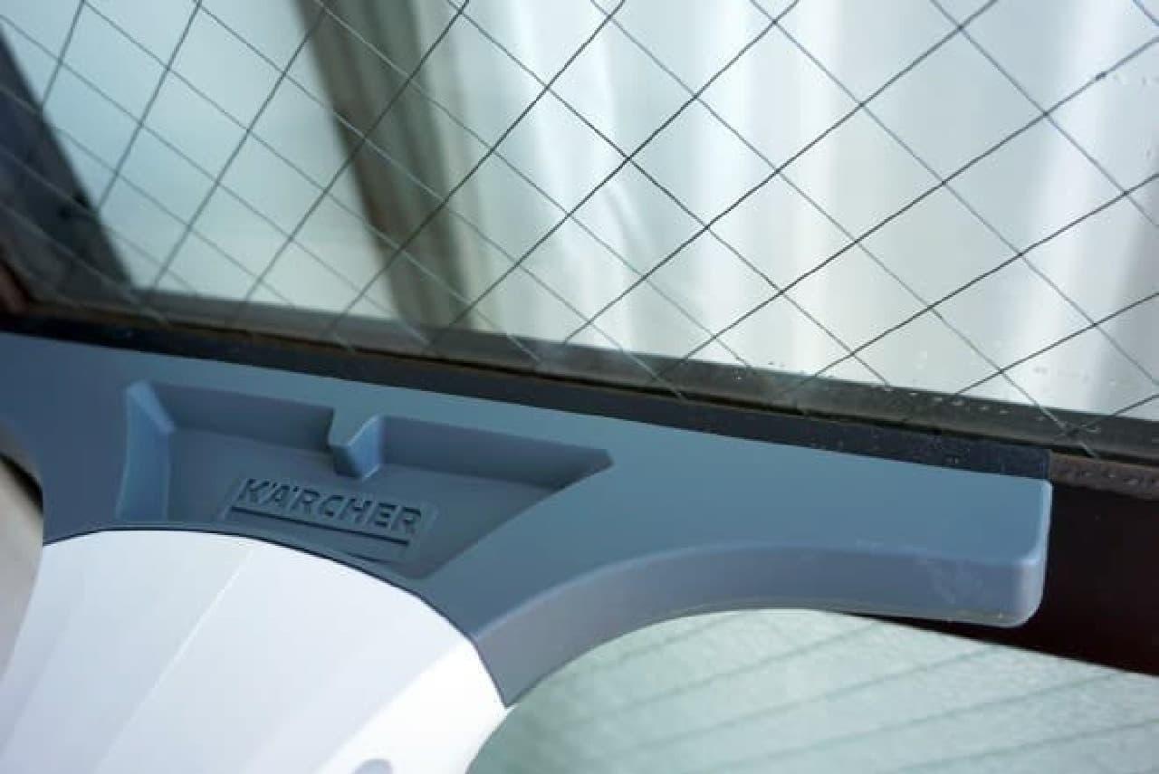 ケルヒャー家庭用窓用バキュームクリーナー「WV1」