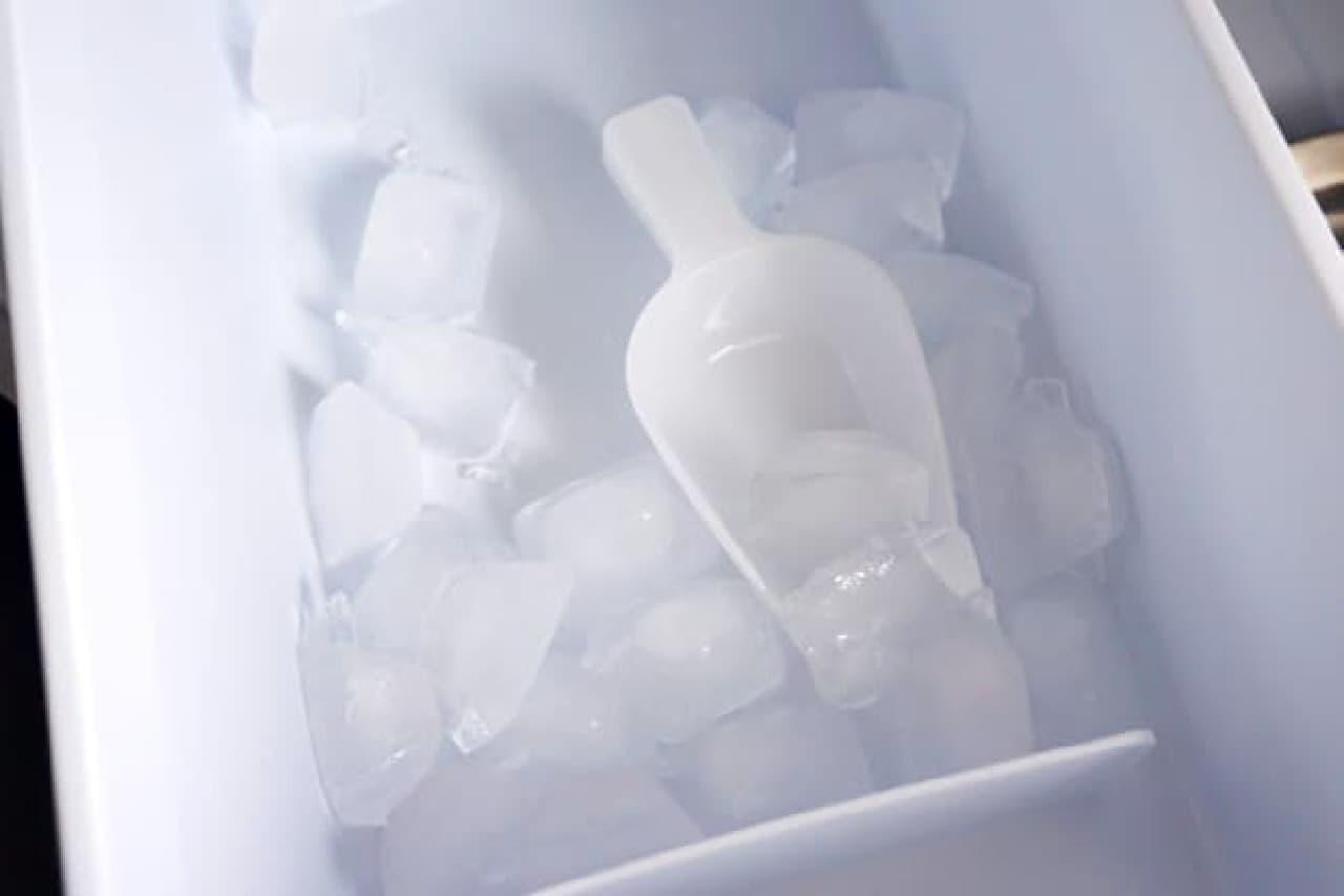 木村石鹸「自動製氷機の洗浄剤」