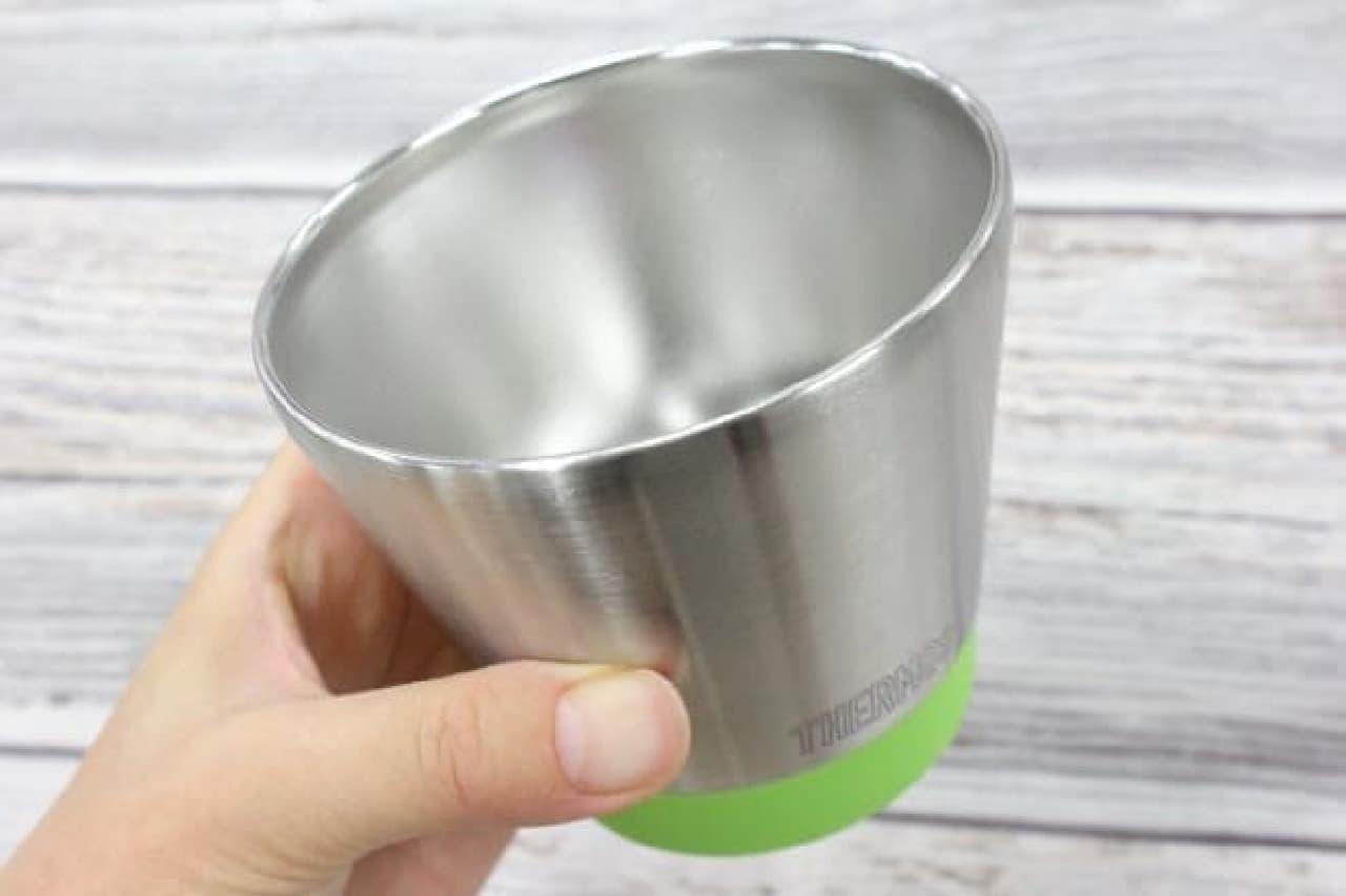 保温・保冷に役立つサーモス「真空断熱カップ」
