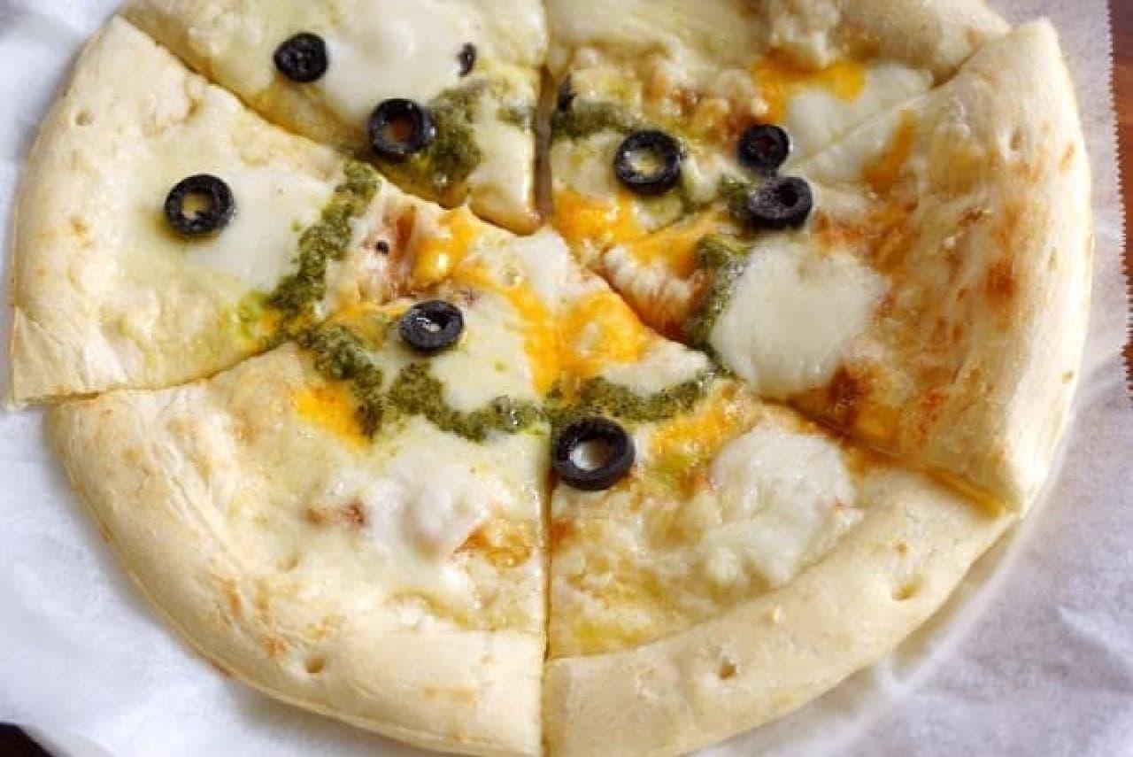 成城石井の冷凍ピザ