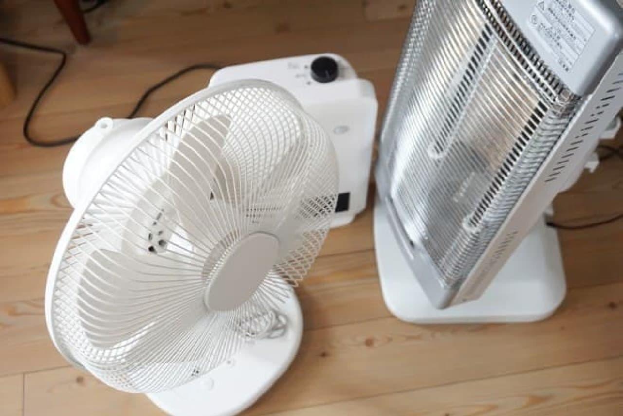 ダイソン空気清浄機能付ファンヒーター「Dyson Pure Hot+Cool Link」