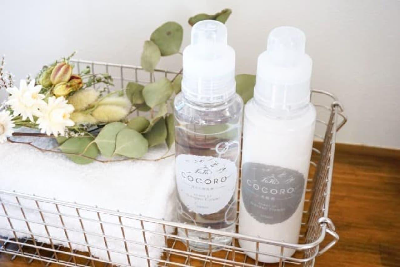 ファーファ ココロ洗たく用洗剤・柔軟剤