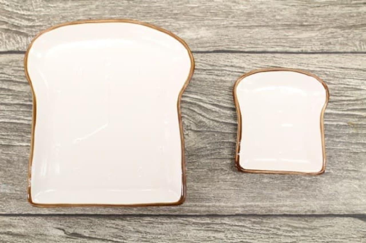 ナチュラルキッチン「トーストプレート」