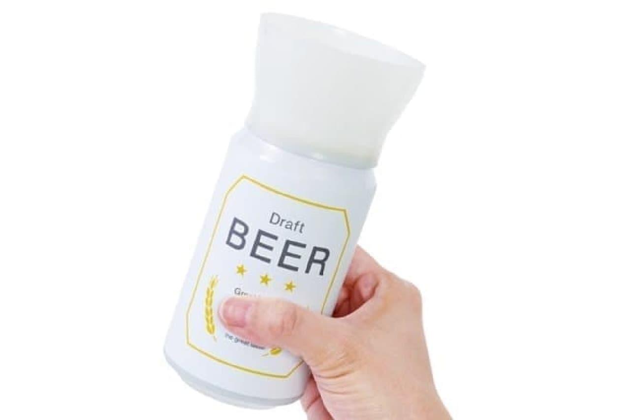 マーナ「香り立つ缶グラス」