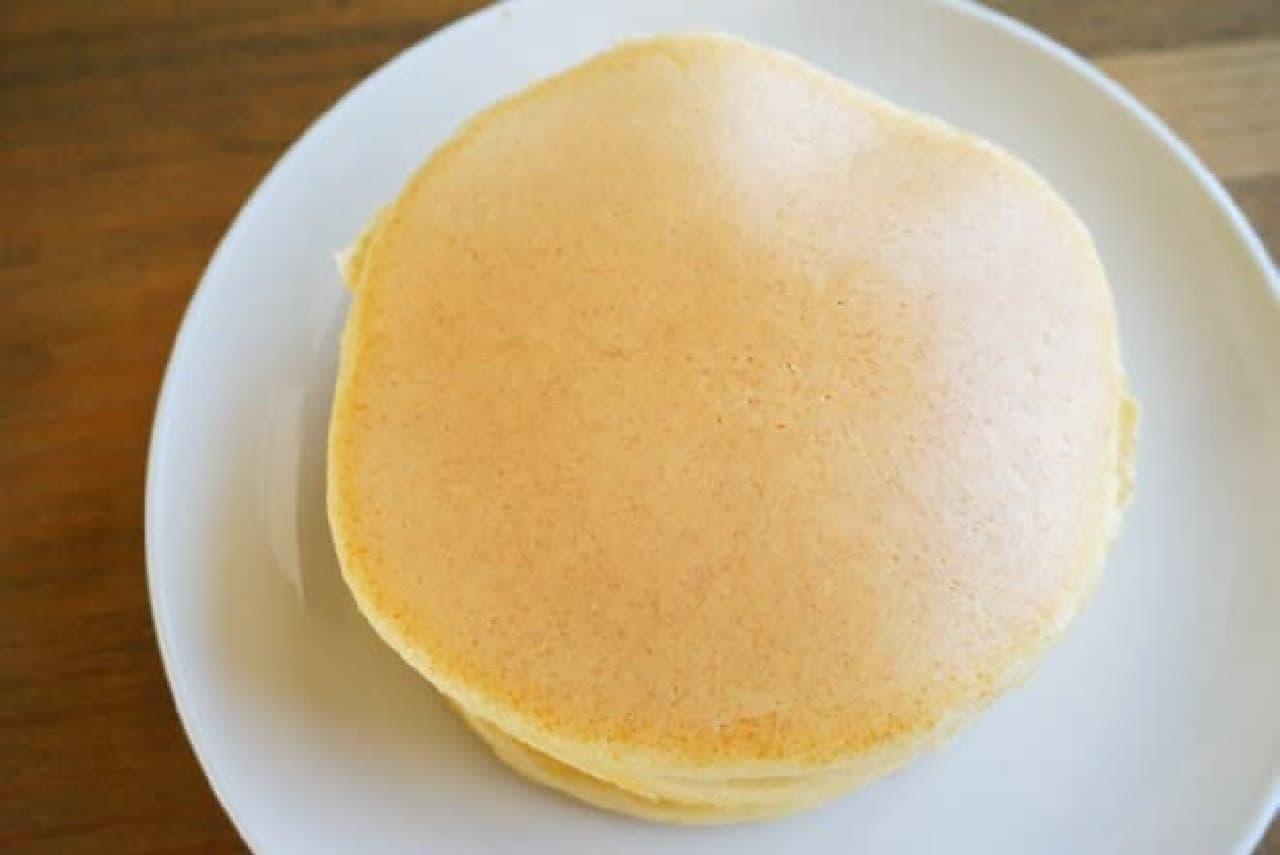 成城石井「国内産小麦100%使用 ホットケーキミックス」