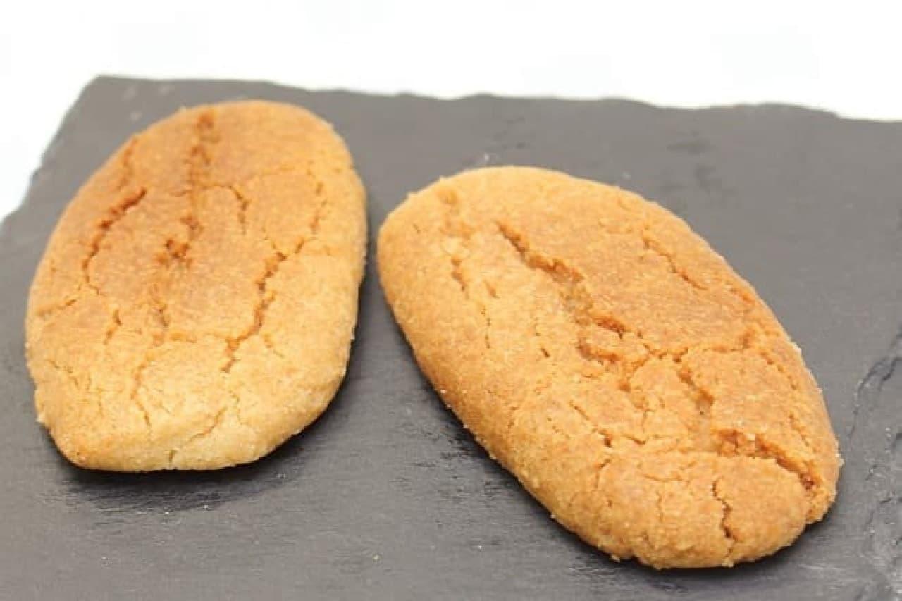 材料3つで簡単にできるちんすこう風クッキーのレシピ