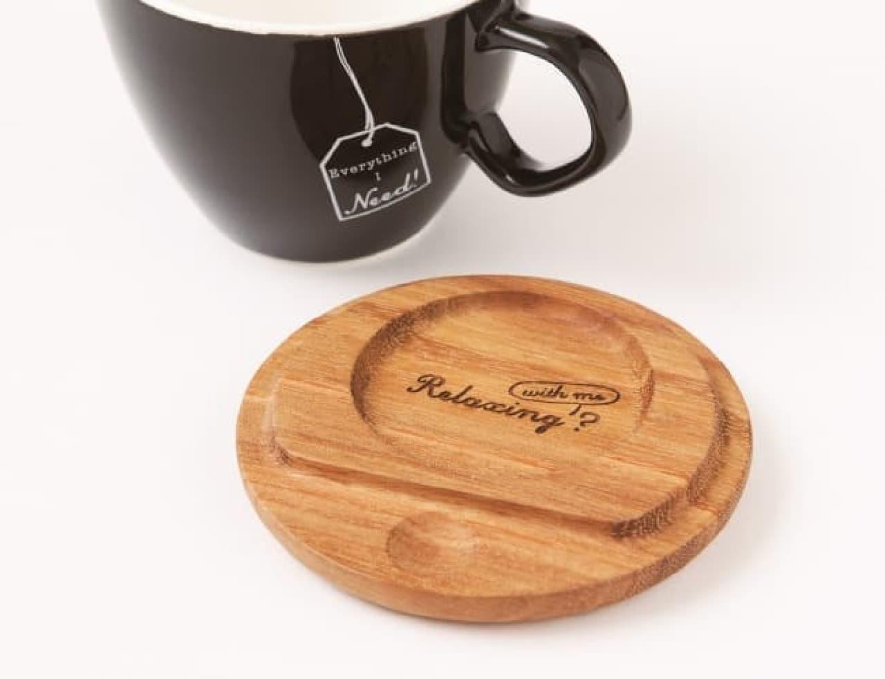 Afternoon Tea LIVING(アフタヌーンティー・リビング)から、ティーバッグで美味しい紅茶を楽しむためのカップやポット