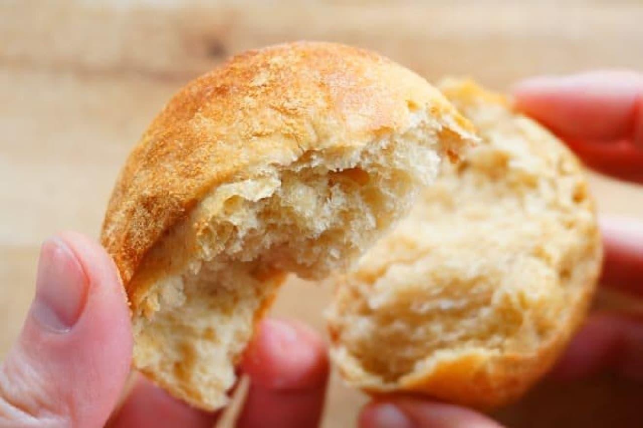 スタイルブレッドの冷凍パン「pan&(パンド)」