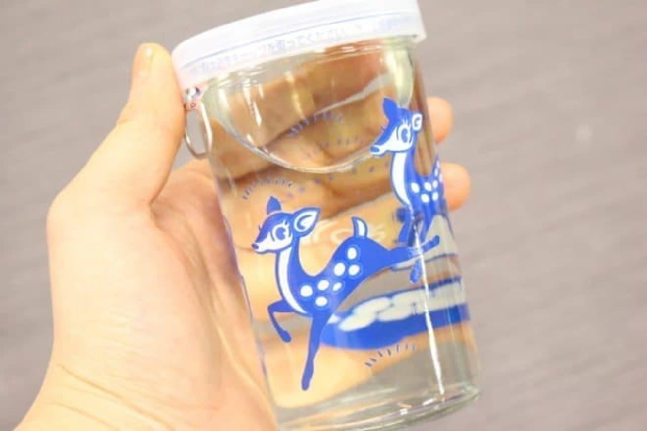 カルディ 青バンビカップ