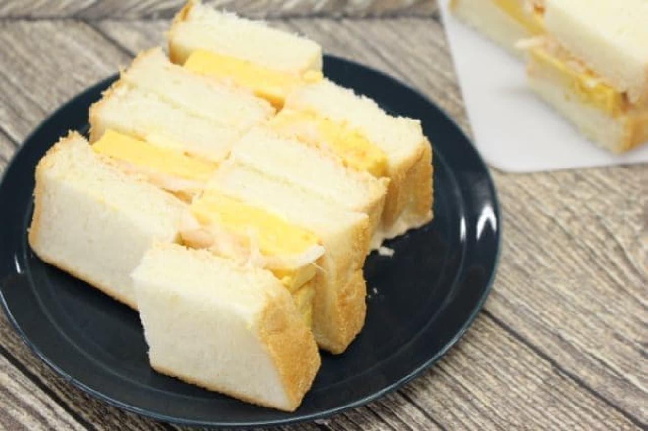 サンドイッチをもっと楽しく♪便利な容器や100均グッズ、簡単レシピ
