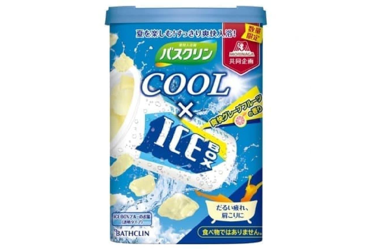 バスクリンクール ICEBOX爽快グレープフルーツの香り