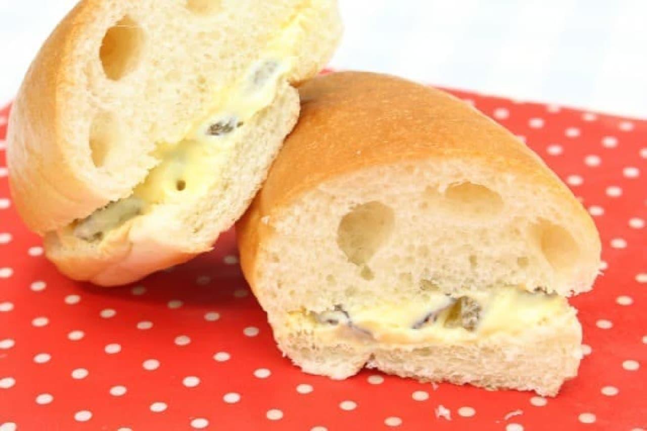 パンやクッキーにぴったりのレーズンクリームの簡単レシピ