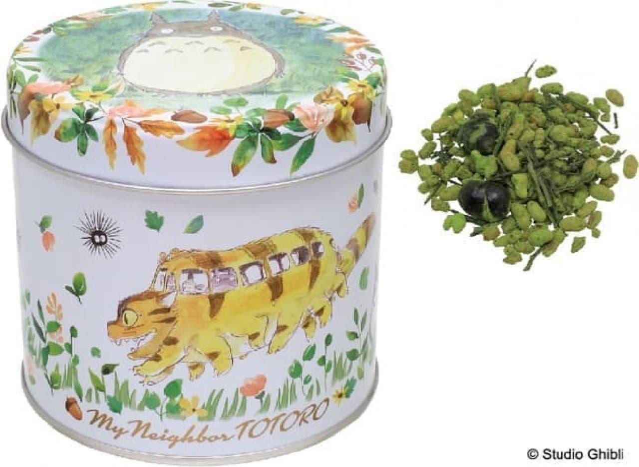 玄米茶やルイボスなど3種類--ジブリ作品と「ルピシア」のコラボティー第3弾