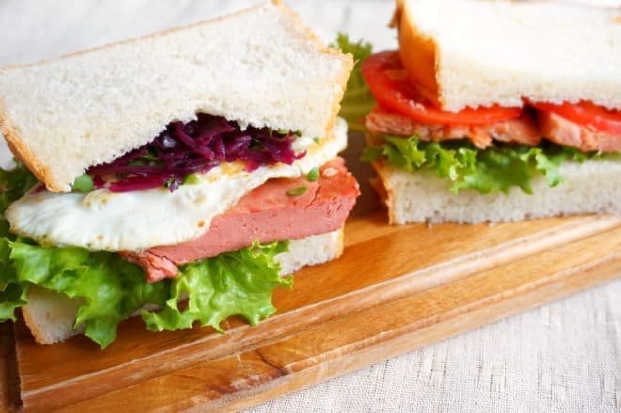 業務スーパーの天然酵母パン
