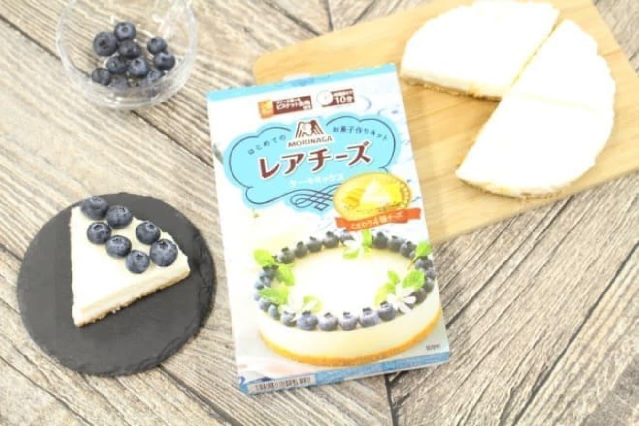 レアチーズケーキミックス