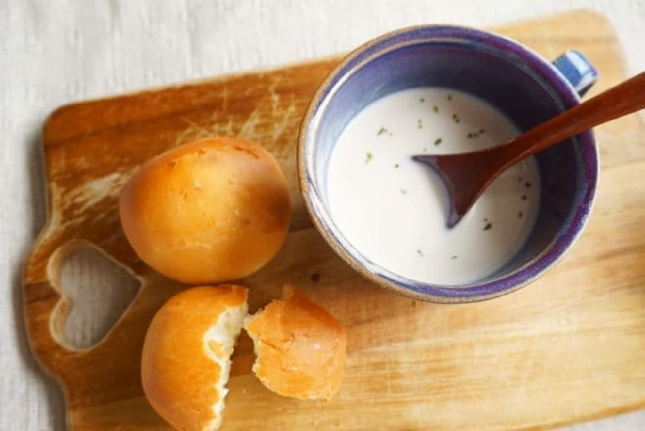 コストコ「キャンベルの冷たいスープ」