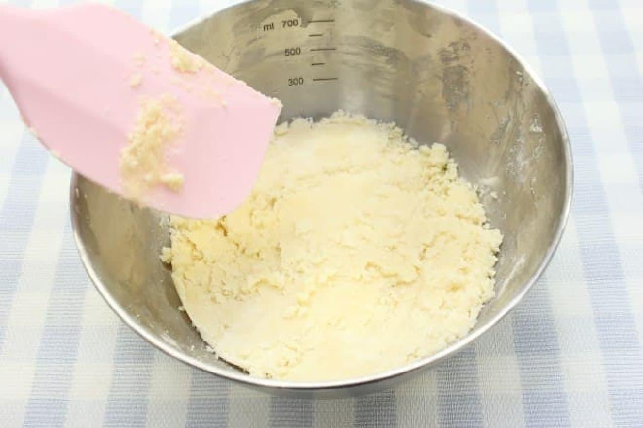 ホットケーキミックスで作るショートブレッドの簡単レシピ