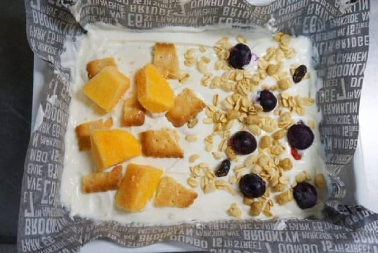 手作りアイスの簡単レシピ--カルピス入りシャーベットやヨーグルトバーク、ヨーグルトアイス