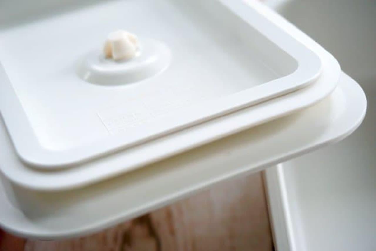 無印良品「ポリプロピレン保存容器になるバルブ付弁当箱」