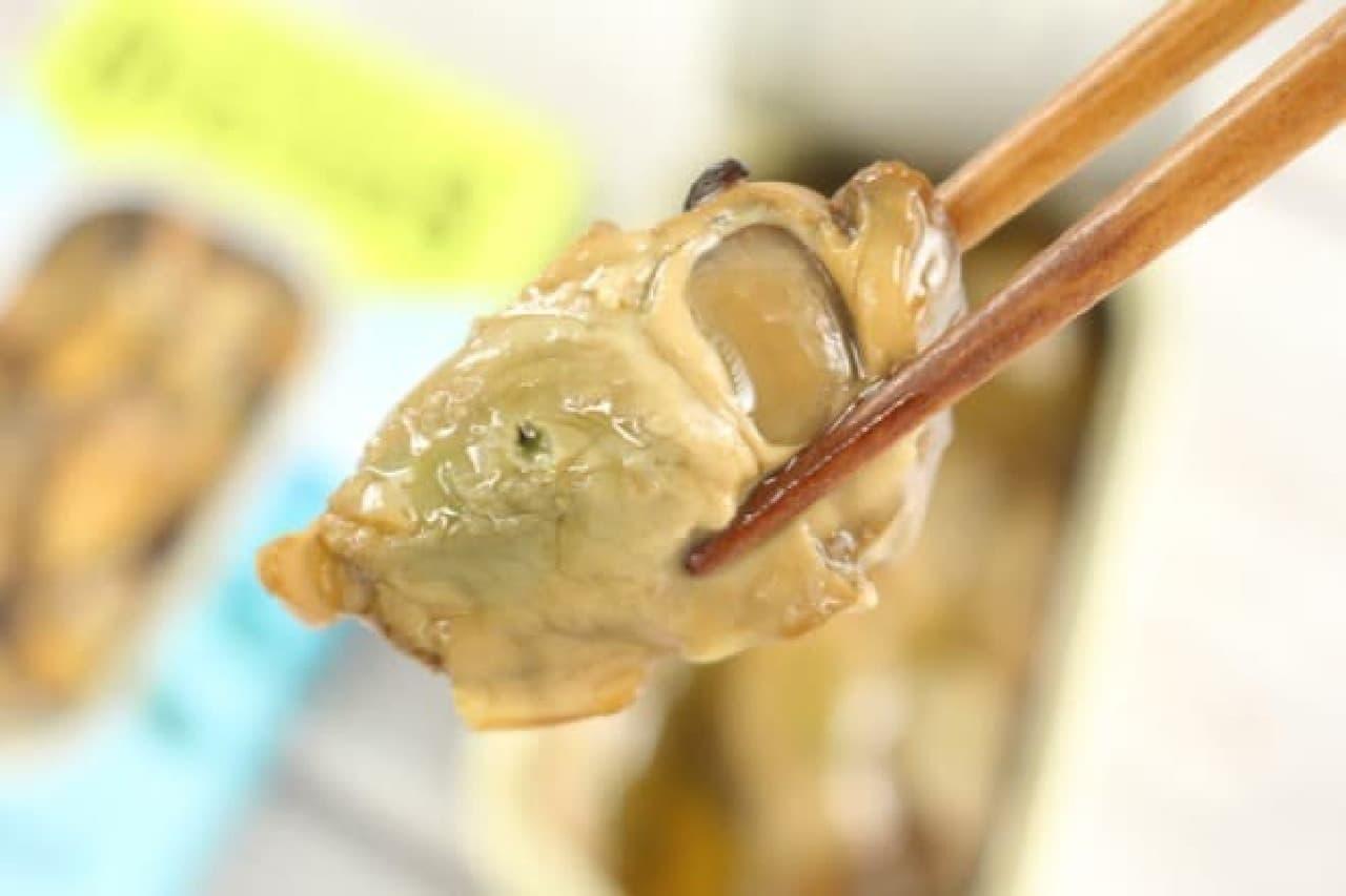 カルディ 燻製牡蠣のオイル漬け