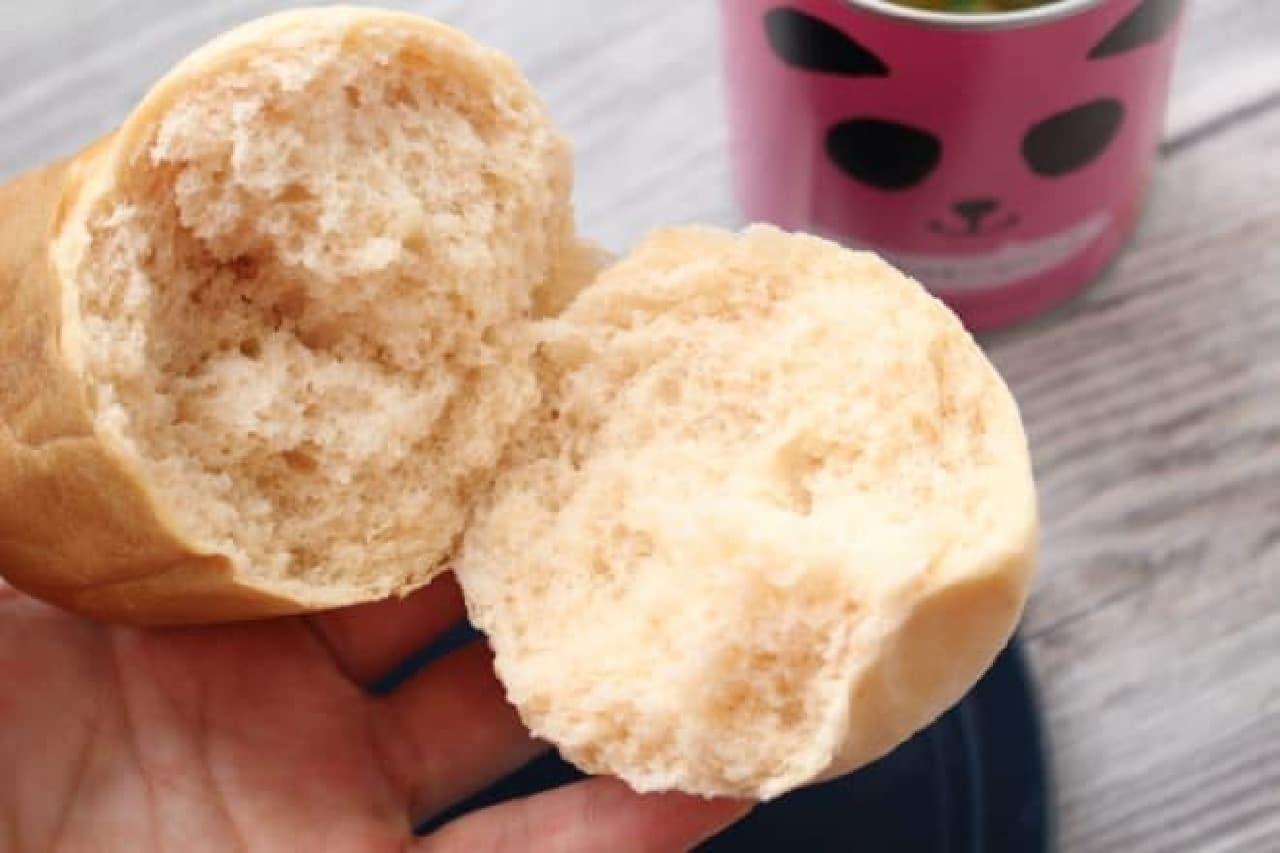 パンの缶詰 パンダ