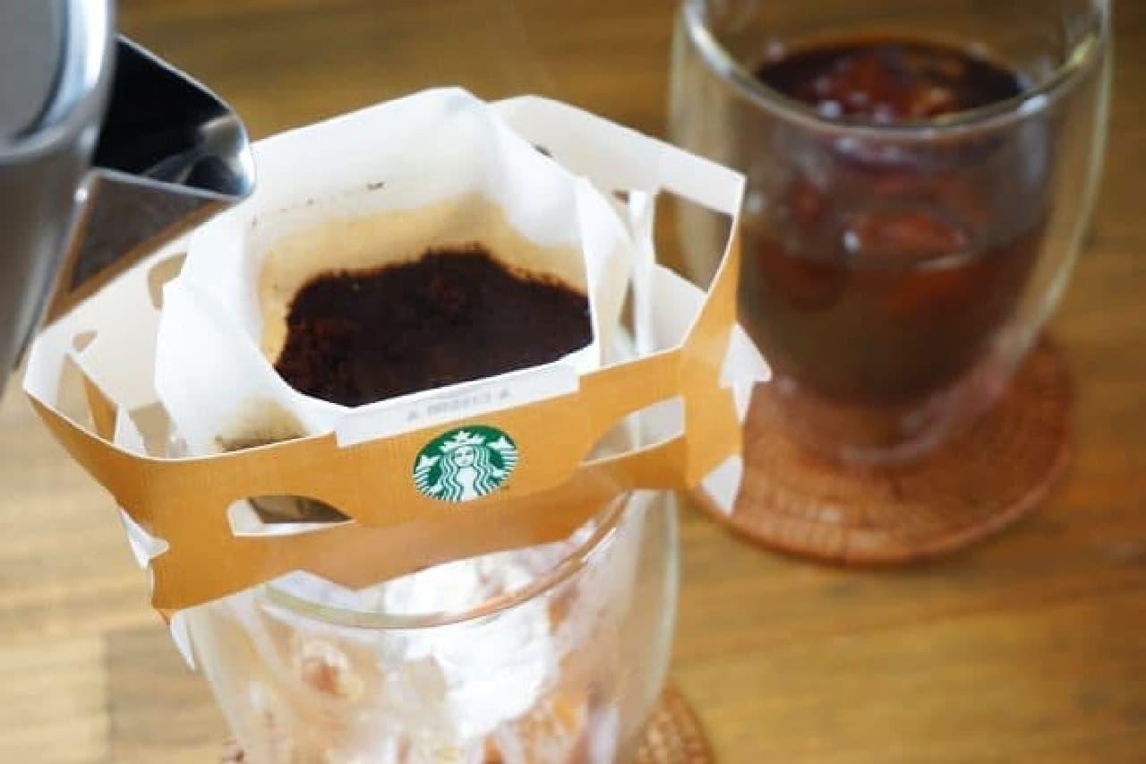スターバックス オリガミ アイスコーヒー ブレンド