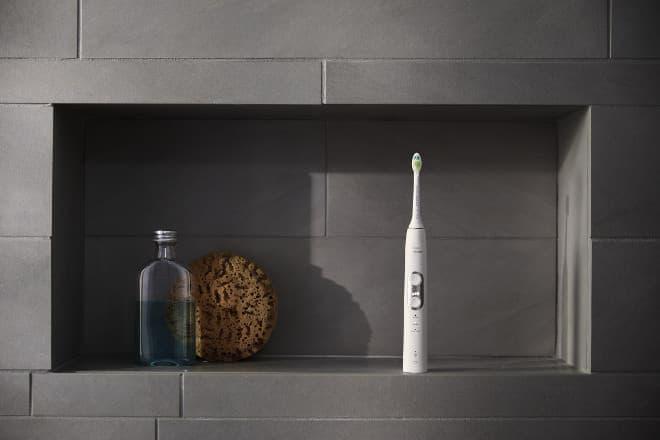 電動歯ブラシ初心者向けモデル「プロテクトクリーン」