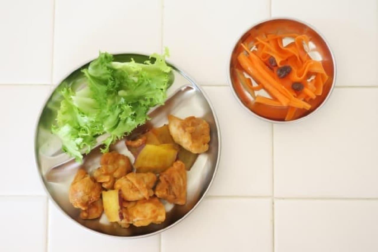 セリア ステンレス食器
