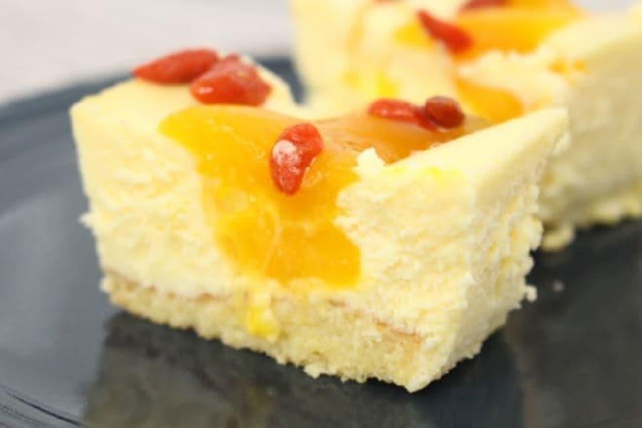 成城石井杏仁クリームチーズケーキ