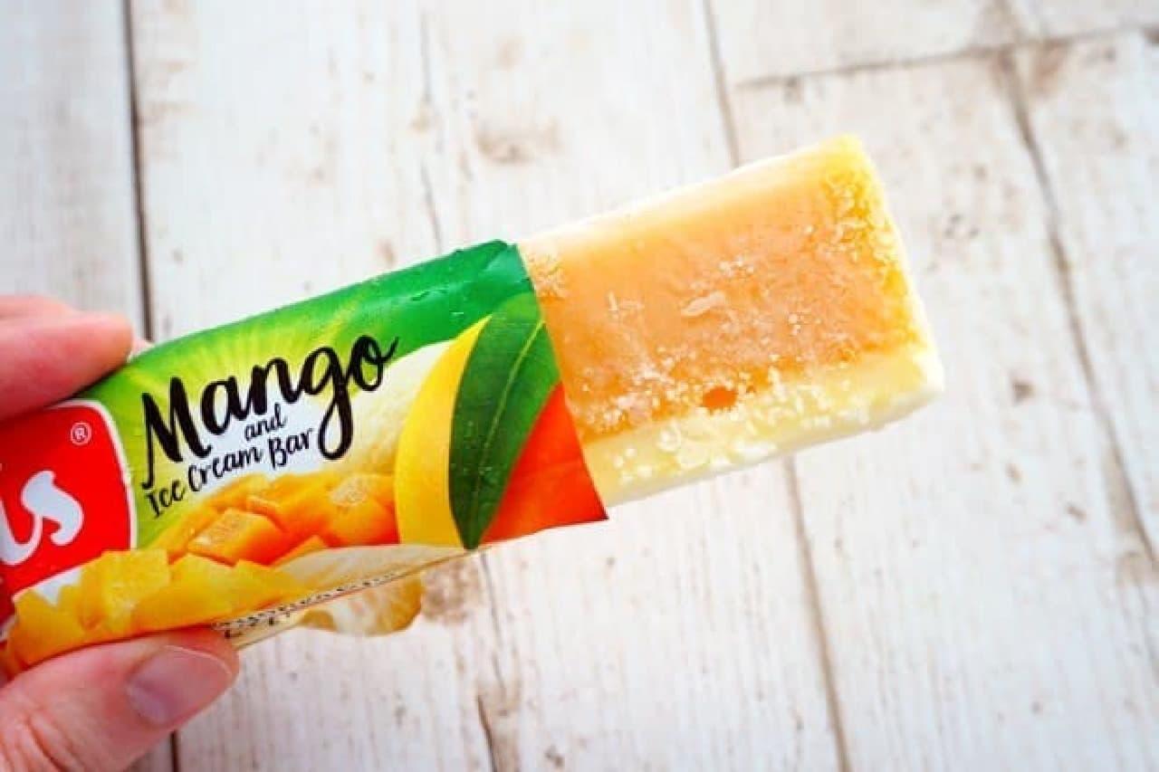 ワイスのマンゴーアイスバー