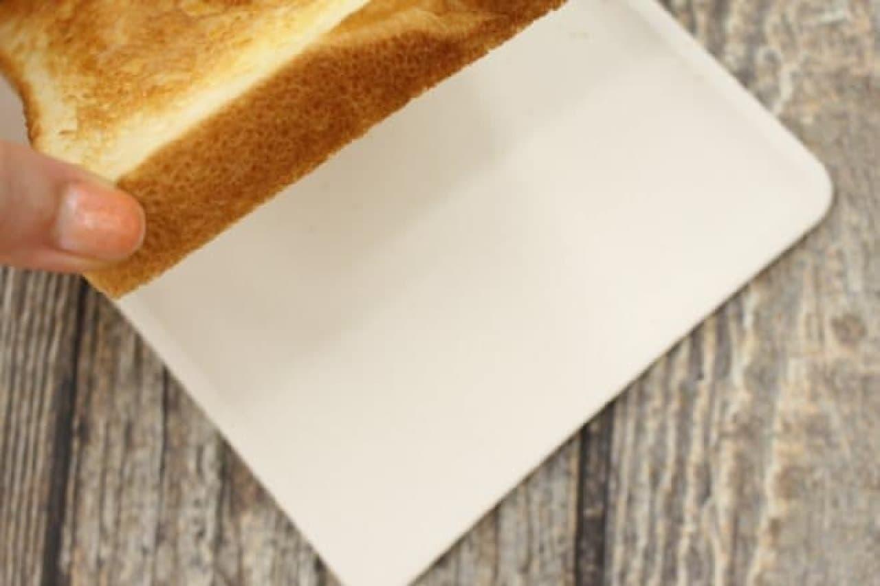 エコカラット、トースト皿