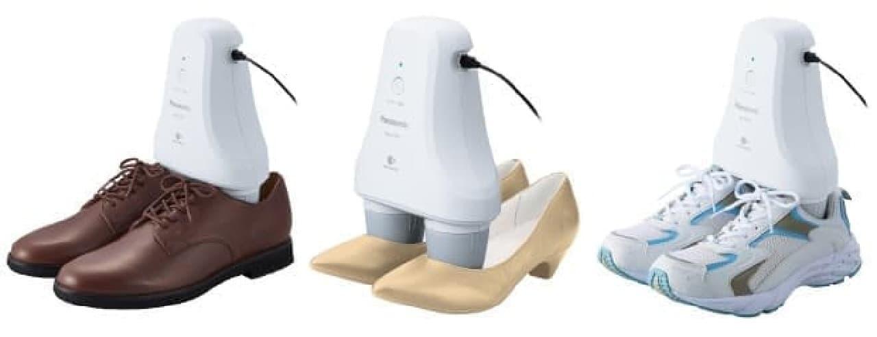 パナソニック「靴脱臭機MS-DS100」
