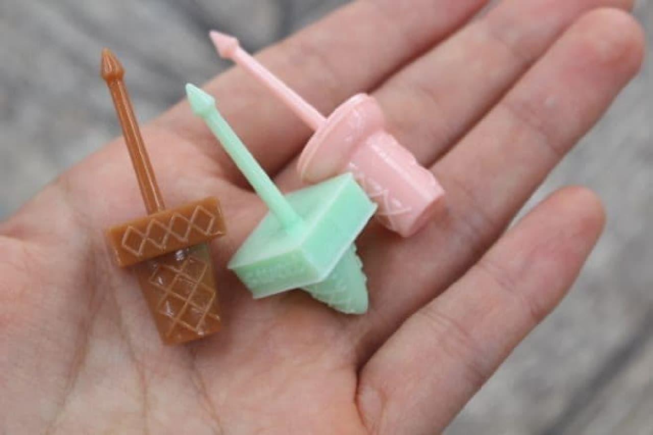 セリア アイスクリームピックス