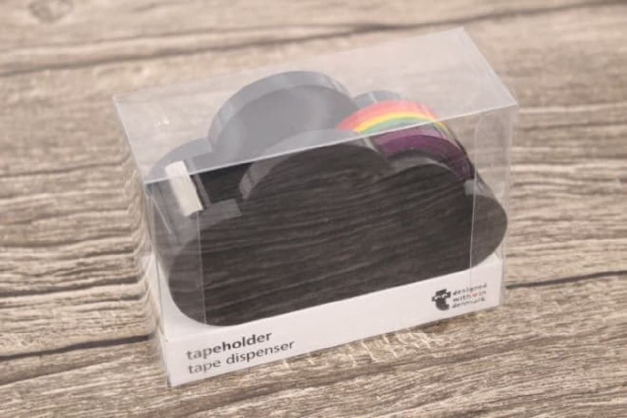 フライングタイガー テープホルダー