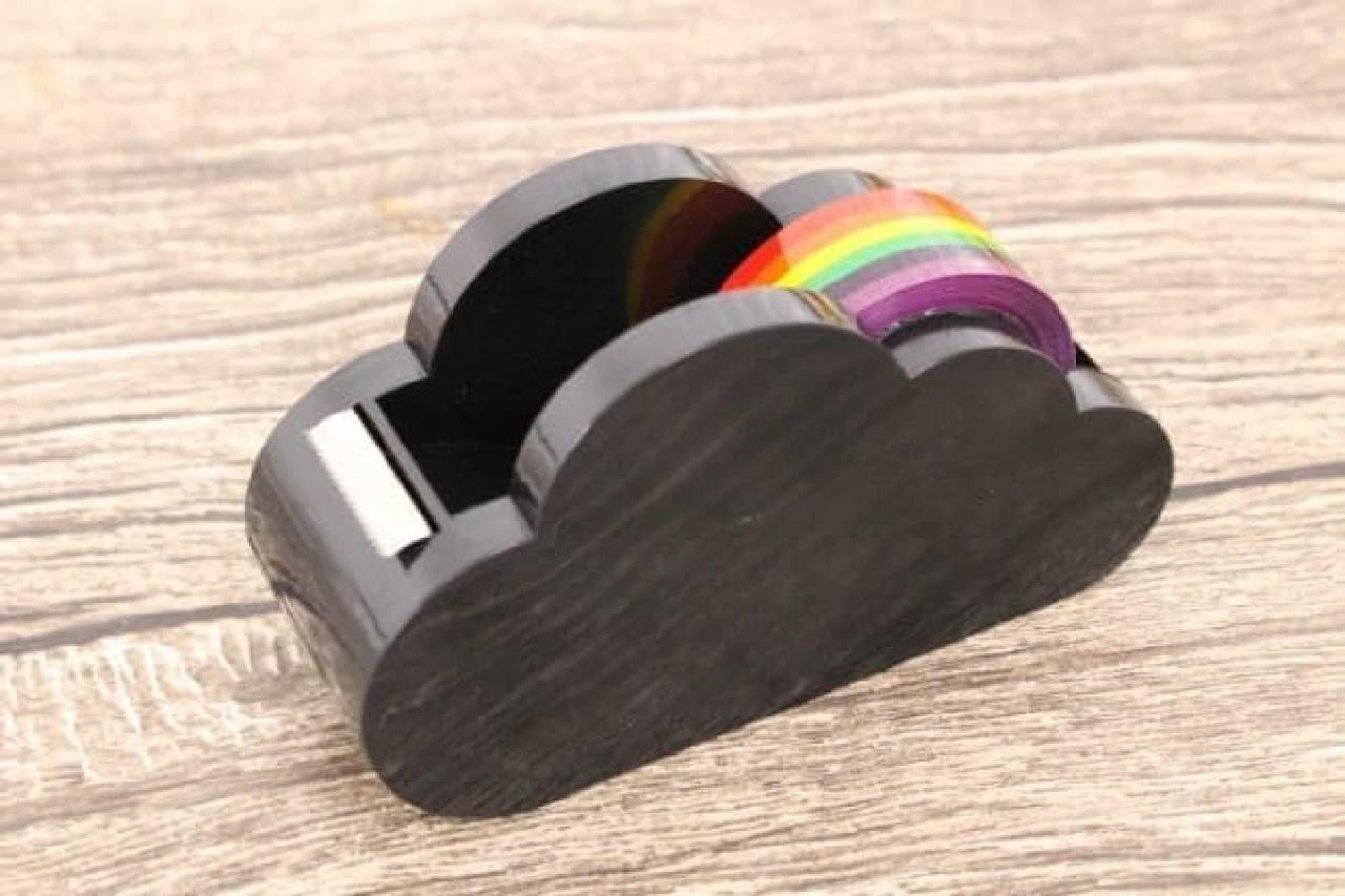 フライングタイガー テープホルダー テープディスペンサー