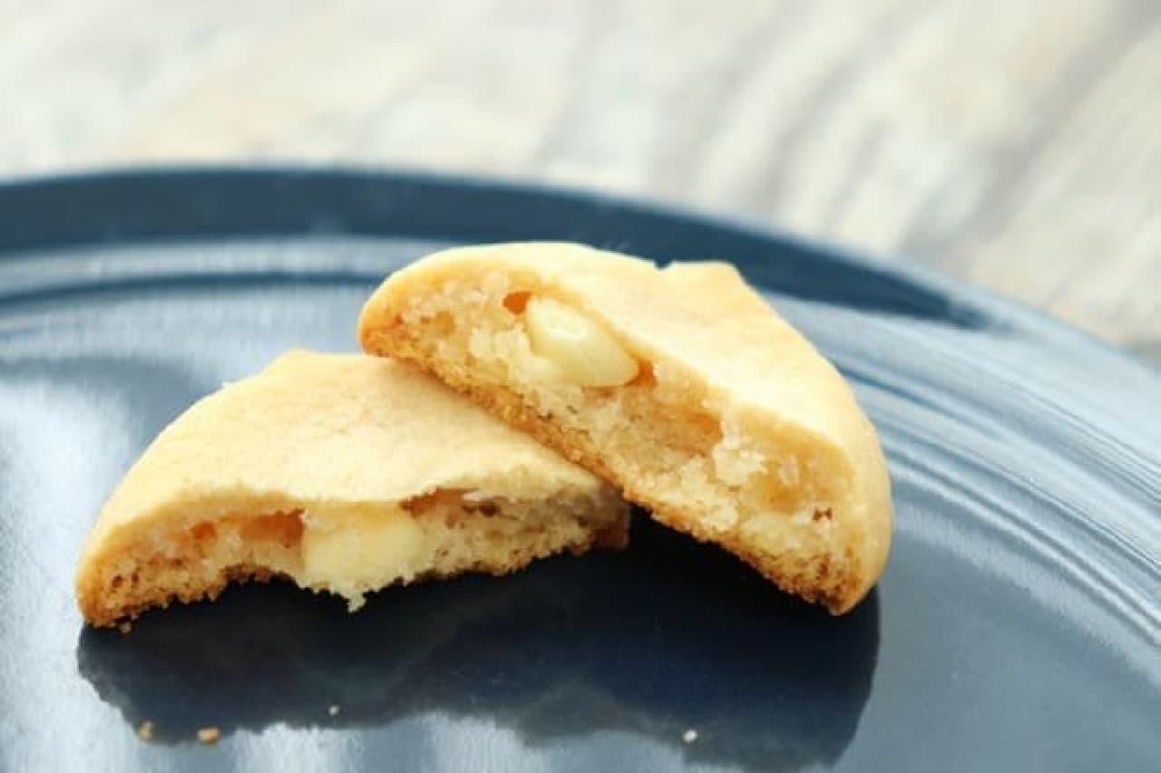 カントリーマアム 発酵バター オレンジショコラ