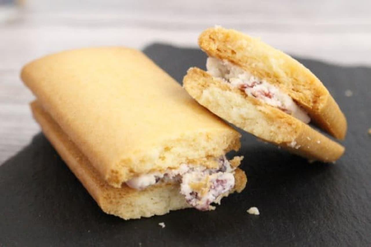 紀ノ国屋 アマンド フルーツサンドクッキー