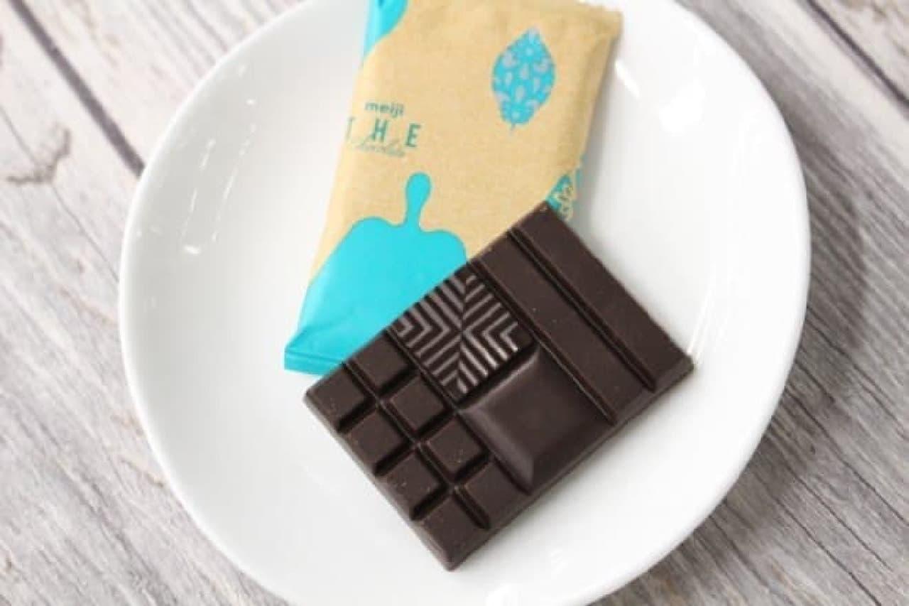 明治ザ・チョコレート 凛と香り立つブロッサムビター