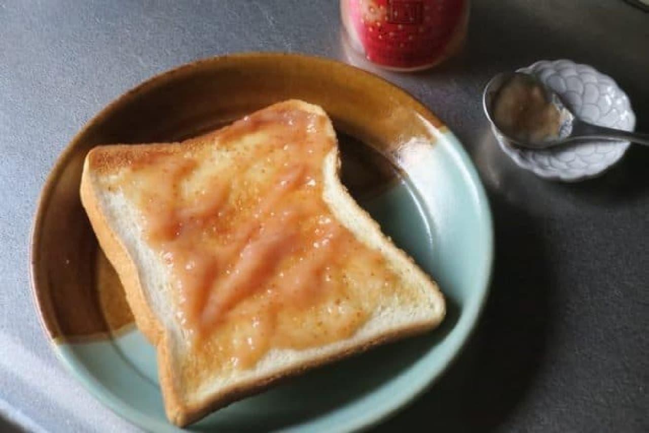 紀ノ国屋 いちごバター