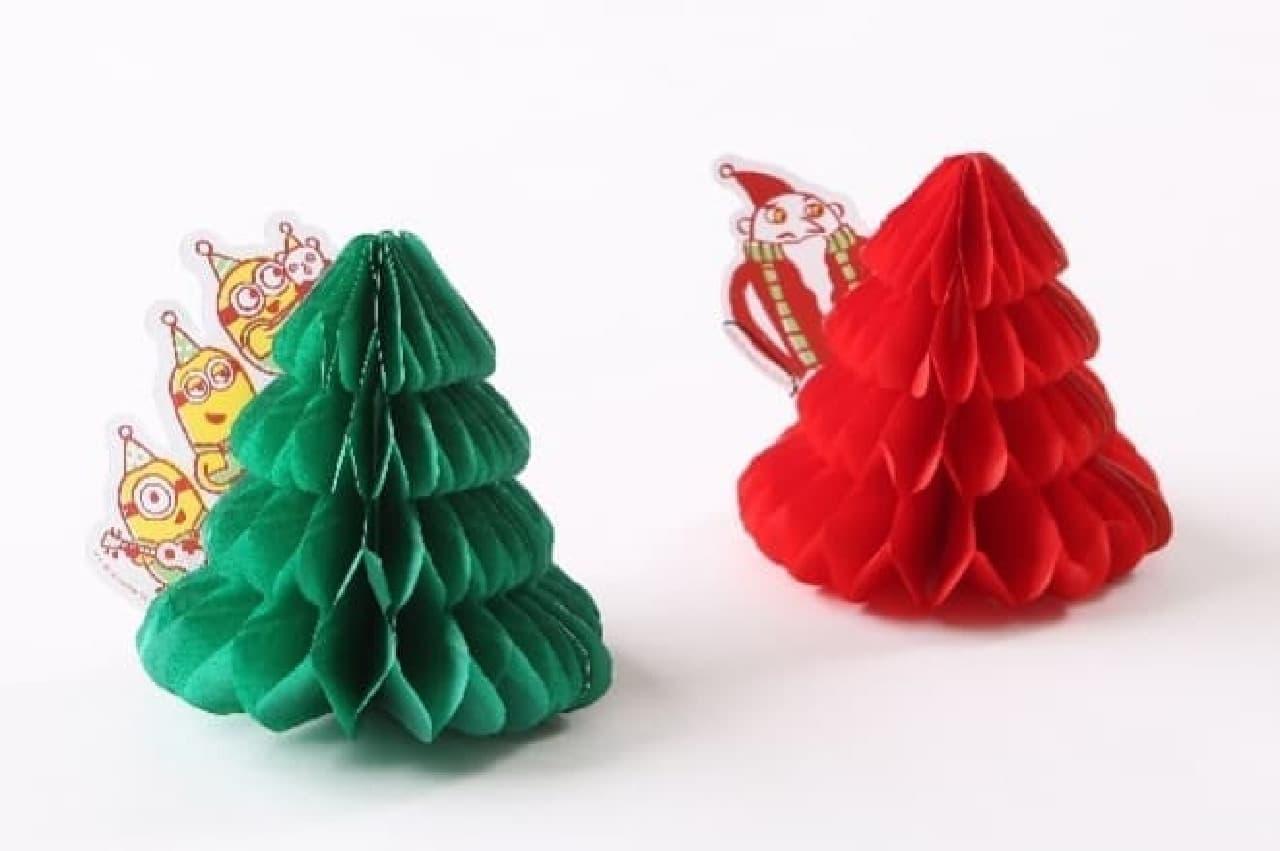ミニオン×3coinsクリスマスグッズ