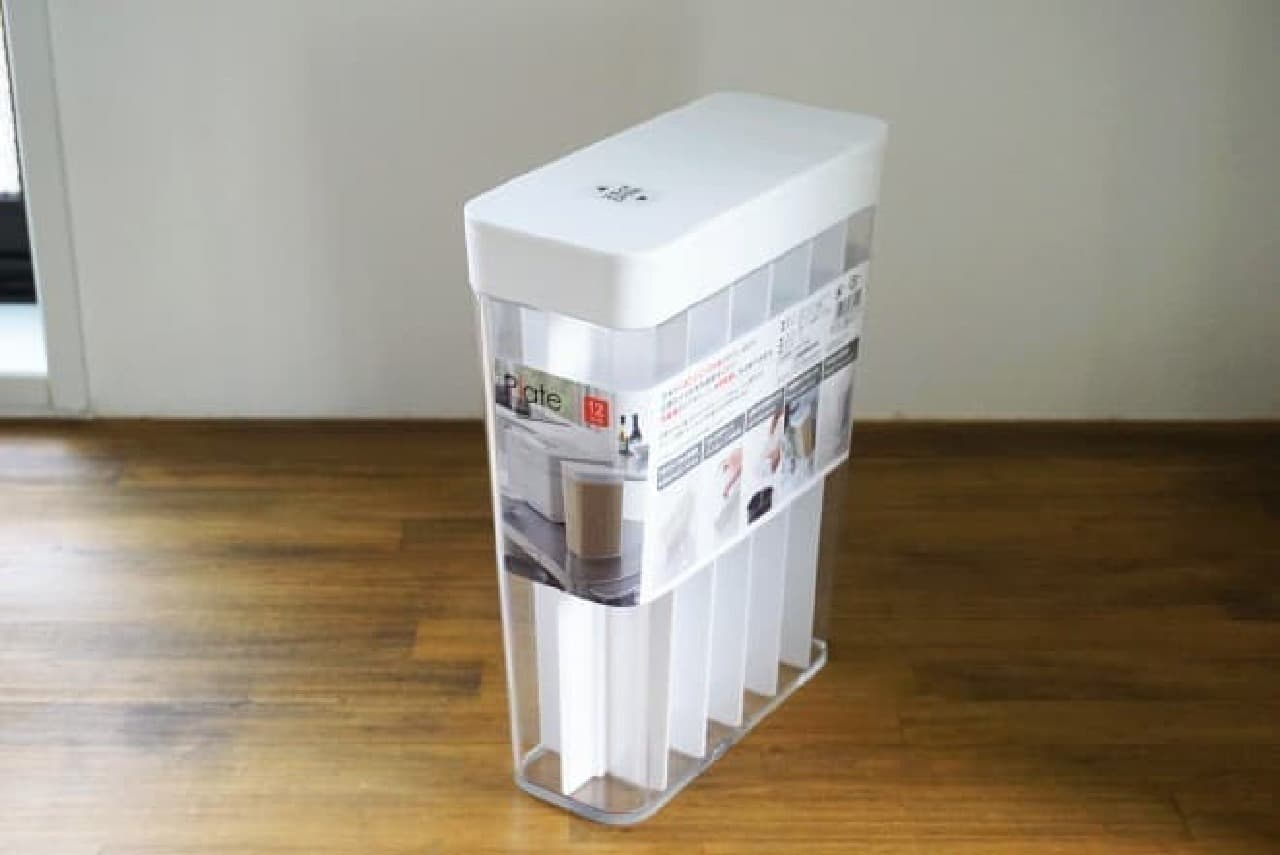 TOWER 1合分別 冷蔵庫用 米びつ