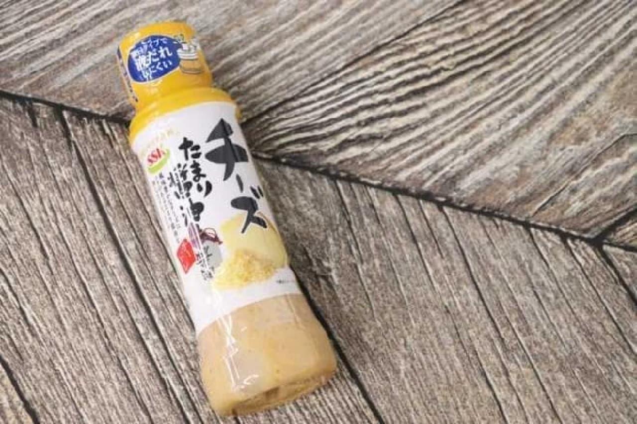 チーズ明太子ドレッシング
