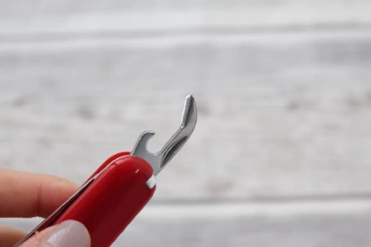 セリア 8wayポケットナイフ