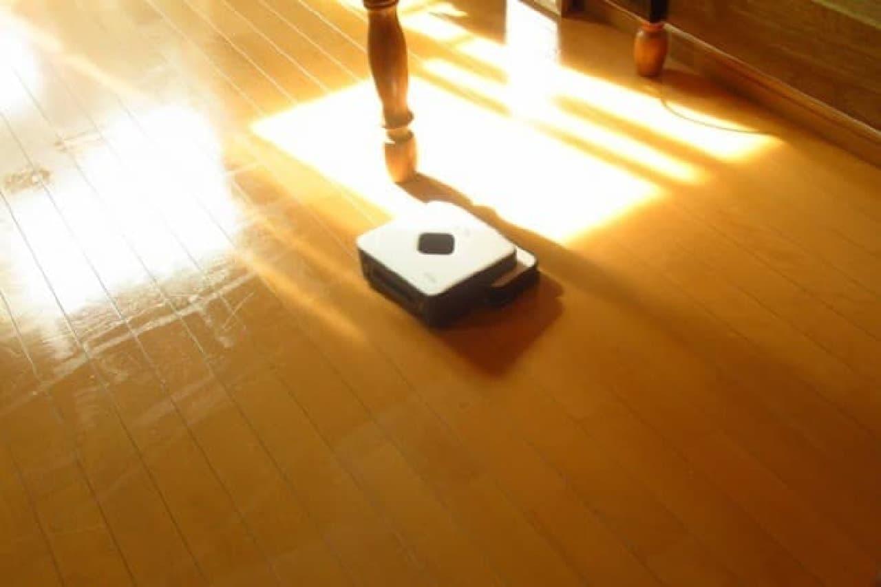 ロボット掃除機 ブラーバ