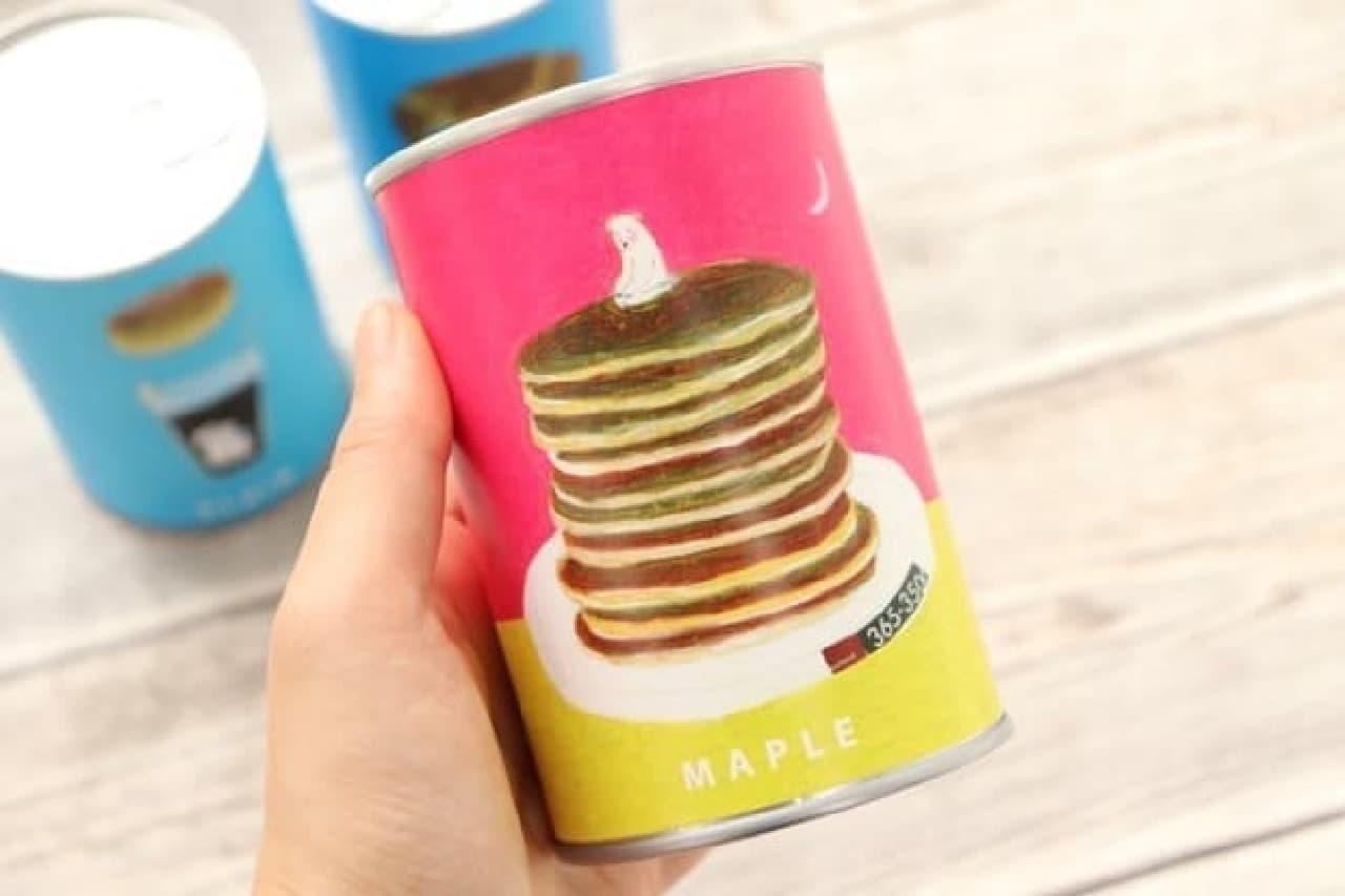 CANNED BREAD 長期保存できるデニッシュ缶