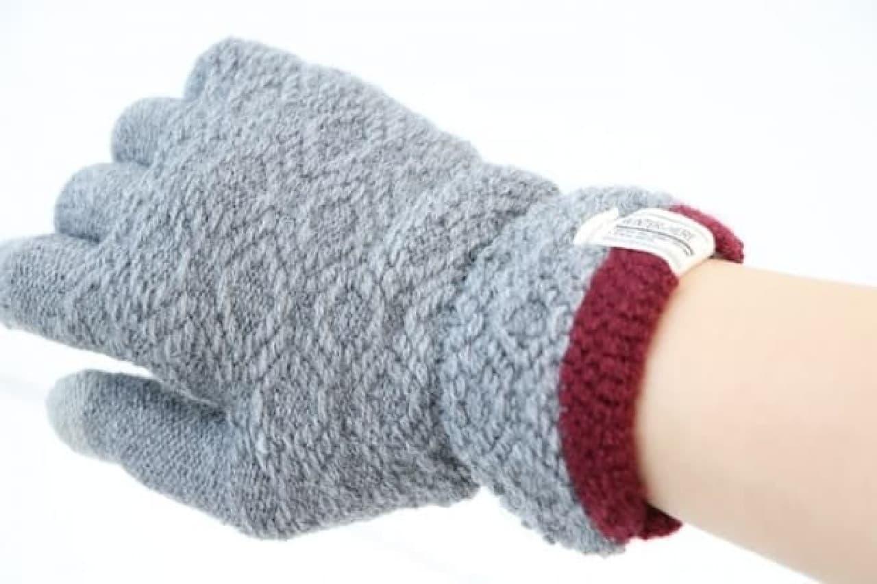 ダイソー タッチ手袋