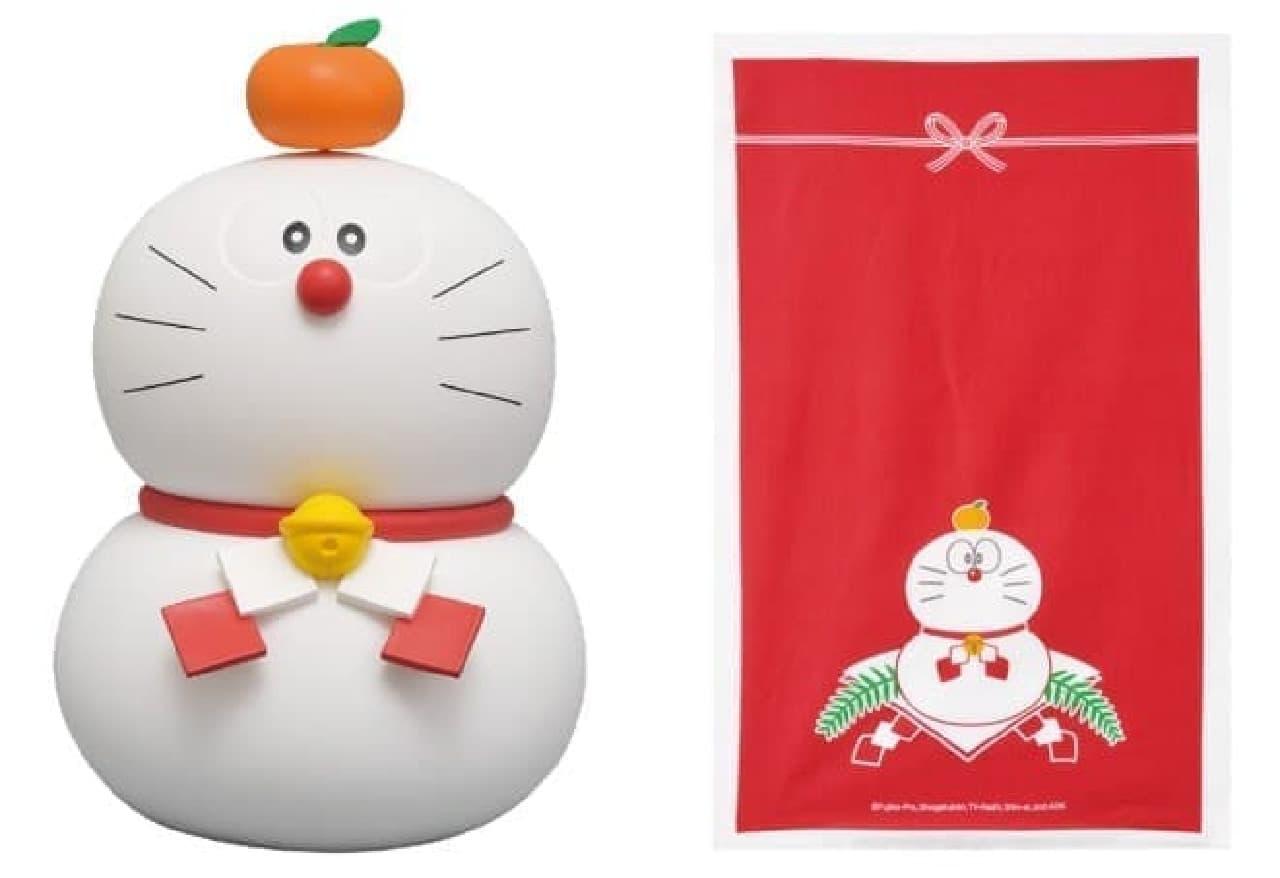 郵便局のネットショップ「ドラえもん おうちでたのしむクリスマス お正月」