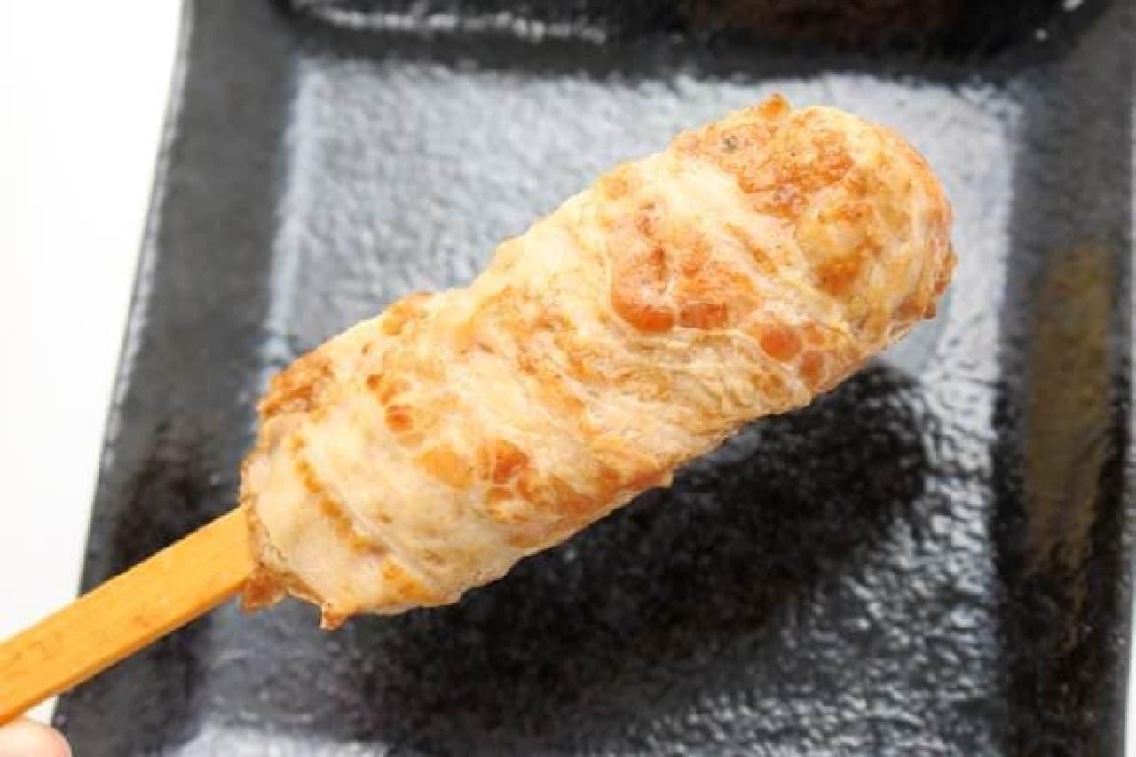 ローソンの串肉おでん