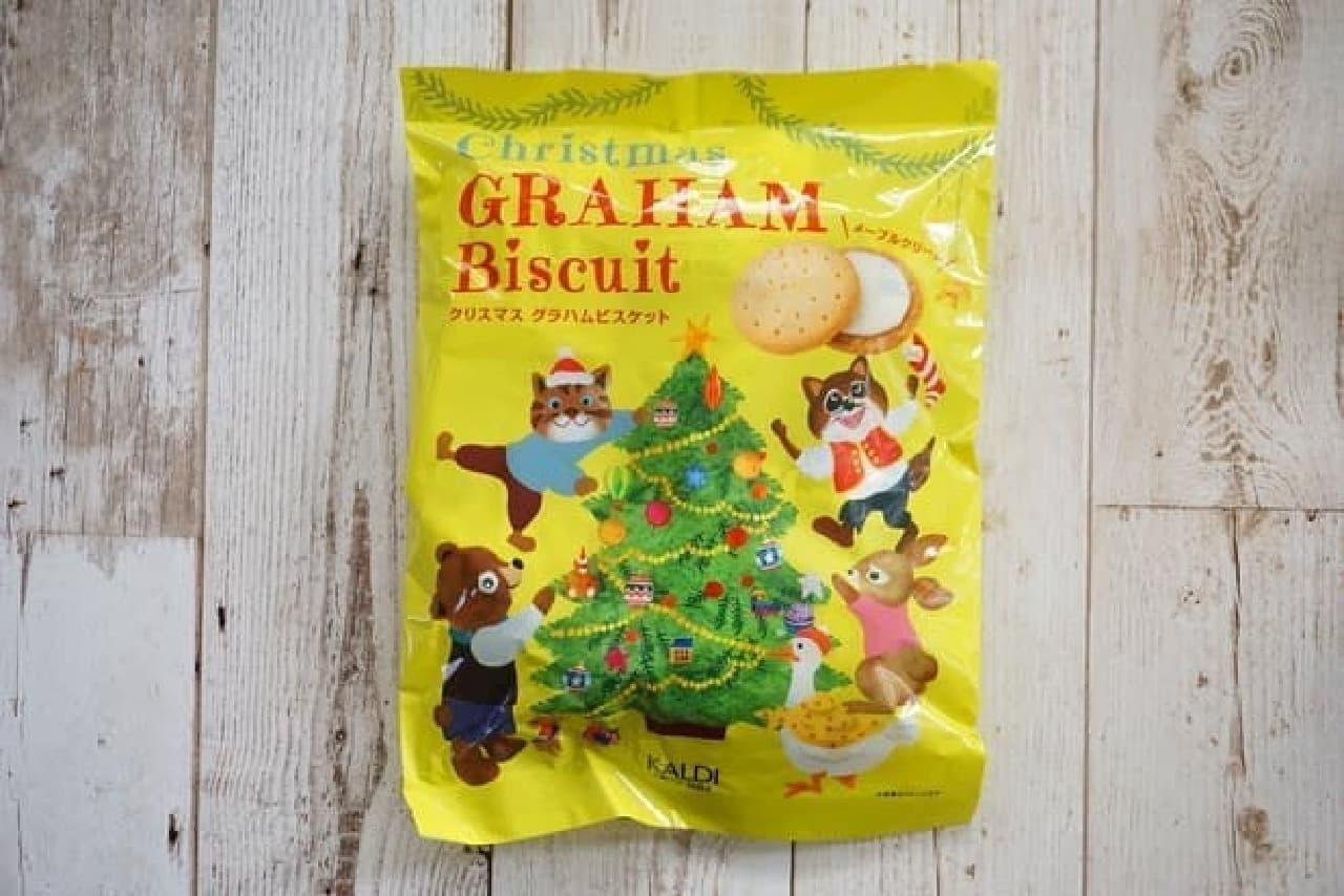 カルディオリジナル クリスマスグラハムビスケット