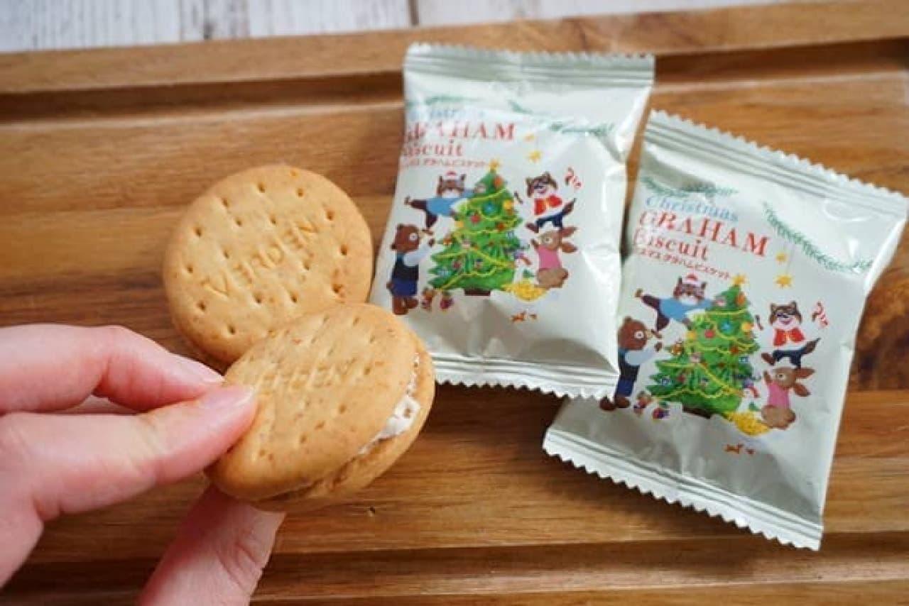 カルディクリスマスグラハムビスケット